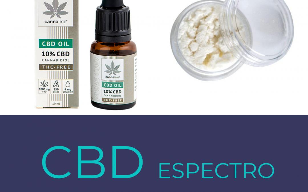 Aceite de CBD Espectro Completo VS CBD Aislado